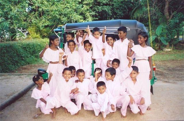 Life at Rewatha Childrens Home